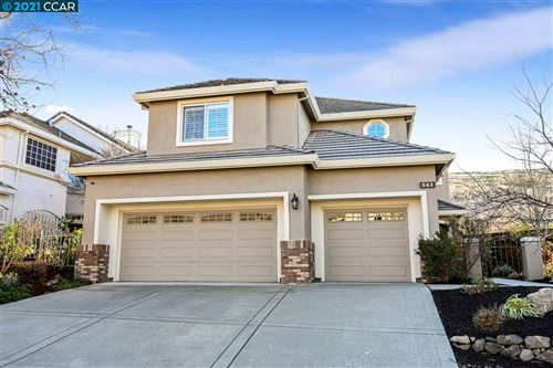 Photo of 141 Merano St, DANVILLE, CA 94526 (MLS # 40934675)