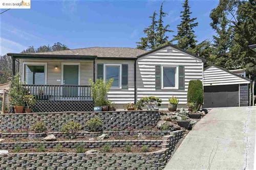 Photo of 7319 Gladys Ave, EL CERRITO, CA 94530 (MLS # 40954678)