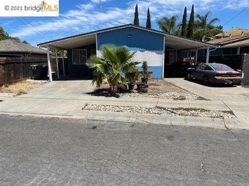 Photo of 1237 Beacon St, PITTSBURG, CA 94565 (MLS # 40958679)