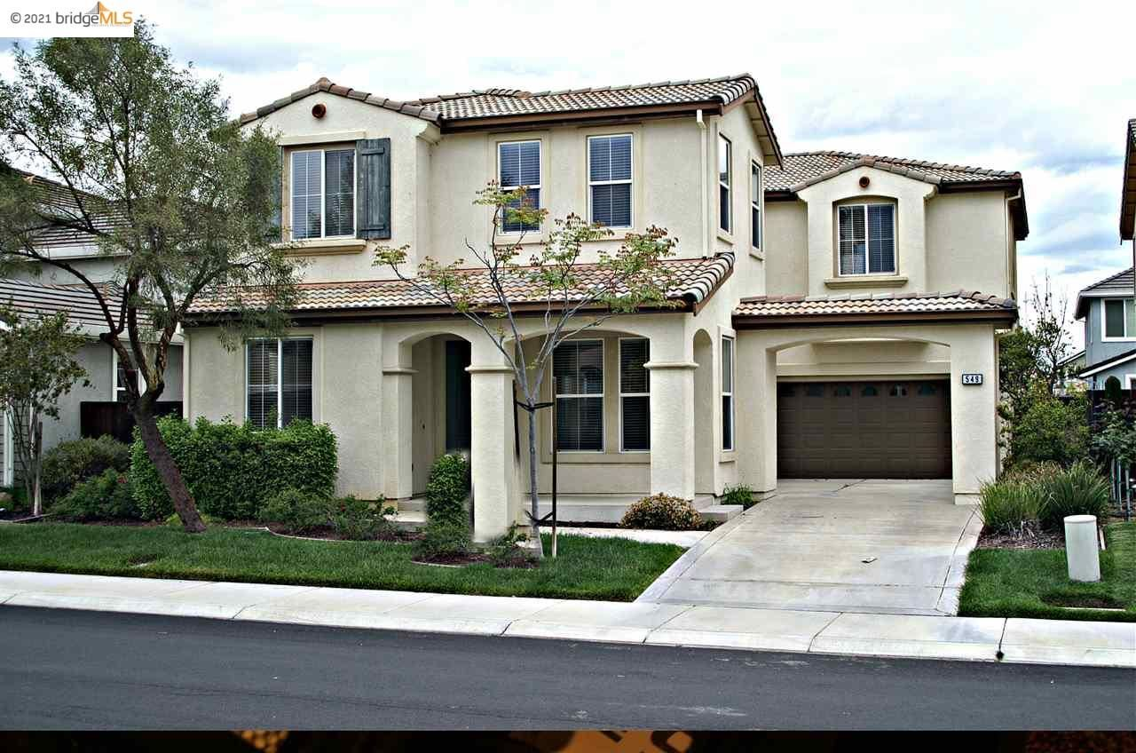 Photo of 549 Livingston Ct, DISCOVERY BAY, CA 94505 (MLS # 40958680)