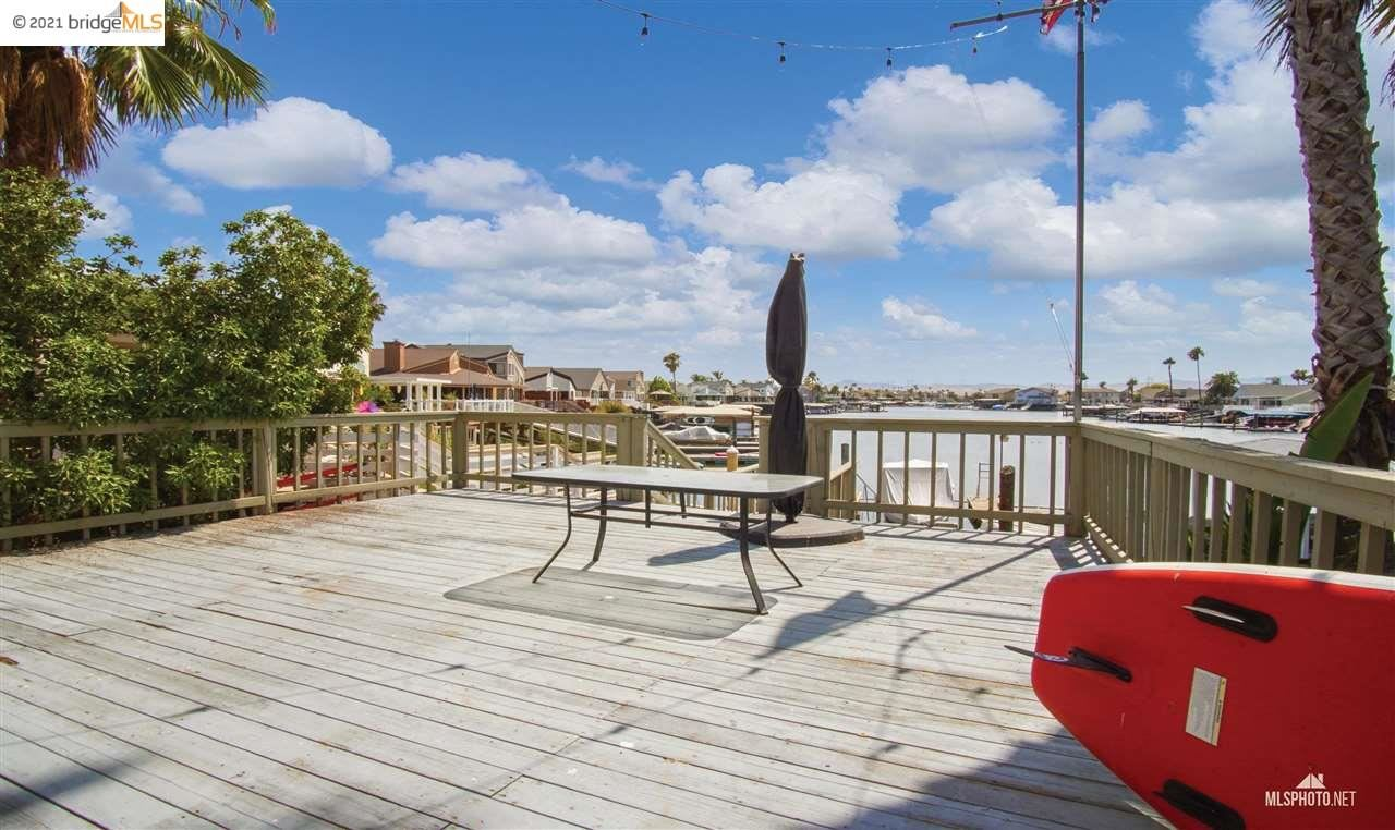 Photo of 2206 Sand Point Rd, DISCOVERY BAY, CA 94505 (MLS # 40961680)