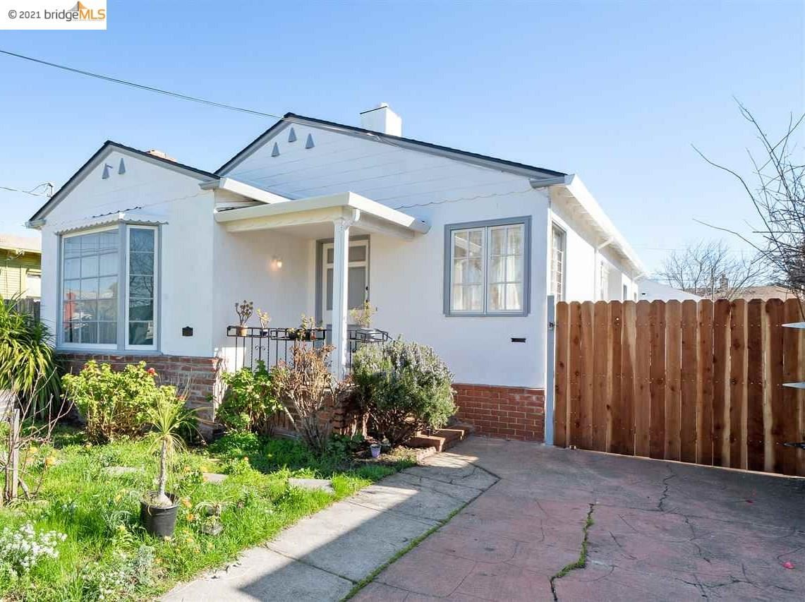 Photo for 1612 74th Ave, OAKLAND, CA 94621 (MLS # 40938685)
