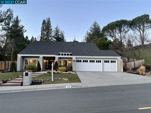 Photo of 438 Bolero Dr, DANVILLE, CA 94526 (MLS # 40935686)