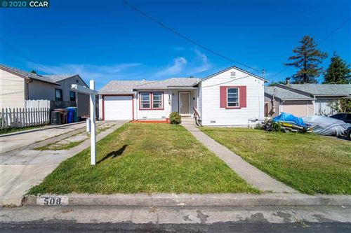 Photo of 508 Sonoma Ave., RODEO, CA 94572 (MLS # 40900690)