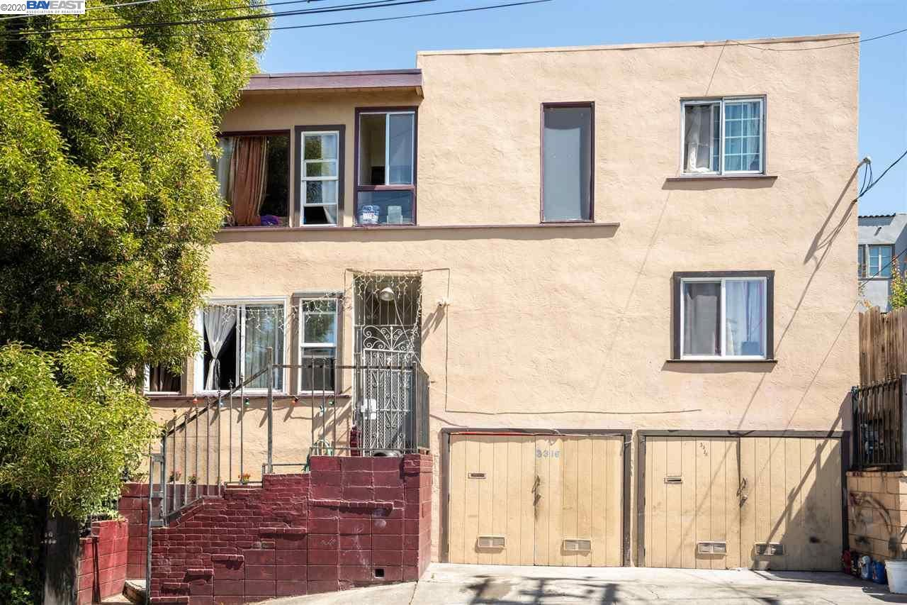 Photo for 3316 Elliot St, OAKLAND, CA 94610 (MLS # 40911690)