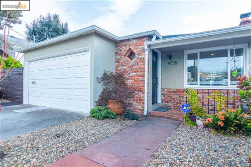 Photo of 4735 Meldon Ave, OAKLAND, CA 94619 (MLS # 40900693)