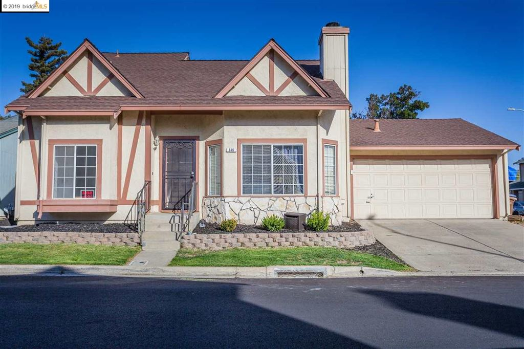 Photo for 646 Country Ln, OAKLEY, CA 94561 (MLS # 40885702)