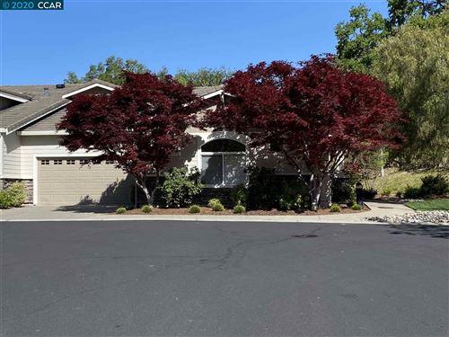 Photo of 613 Foxwood Way, WALNUT CREEK, CA 94595 (MLS # 40902716)