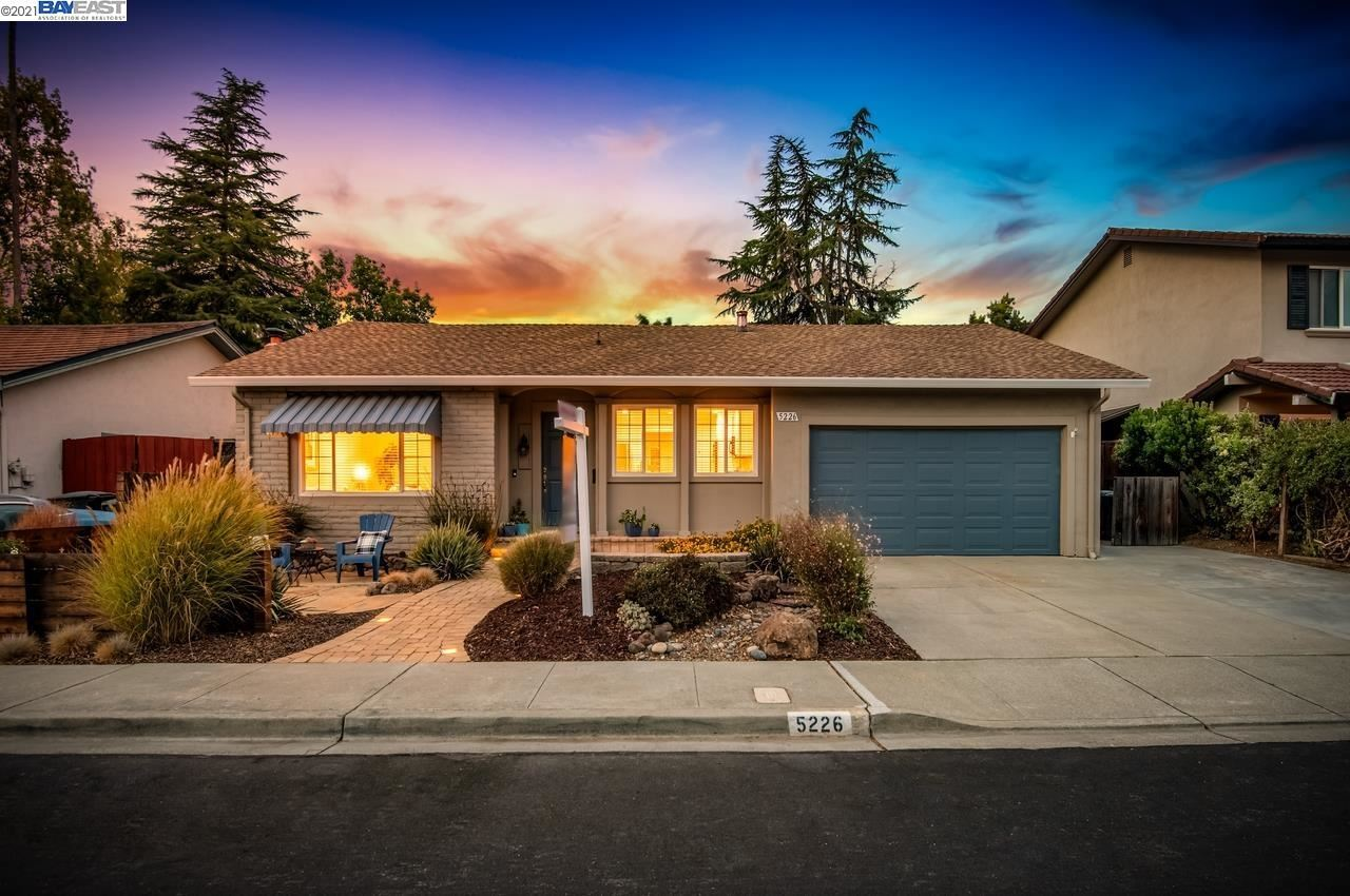 5226 Crestline Way, Pleasanton, CA 94566 - #: 40971720