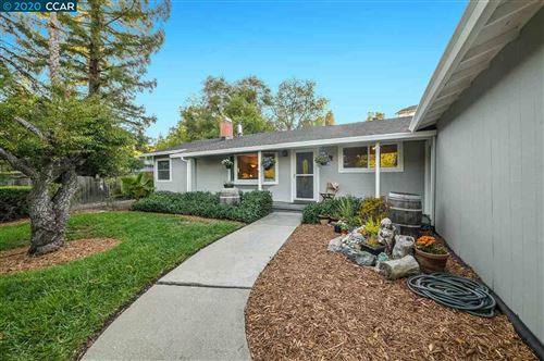 Photo of 2411 Warren Lane, WALNUT CREEK, CA 94597 (MLS # 40922723)