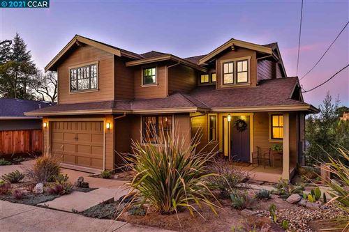 Photo of 1675 Arbutus Drive, WALNUT CREEK, CA 94595 (MLS # 40938725)