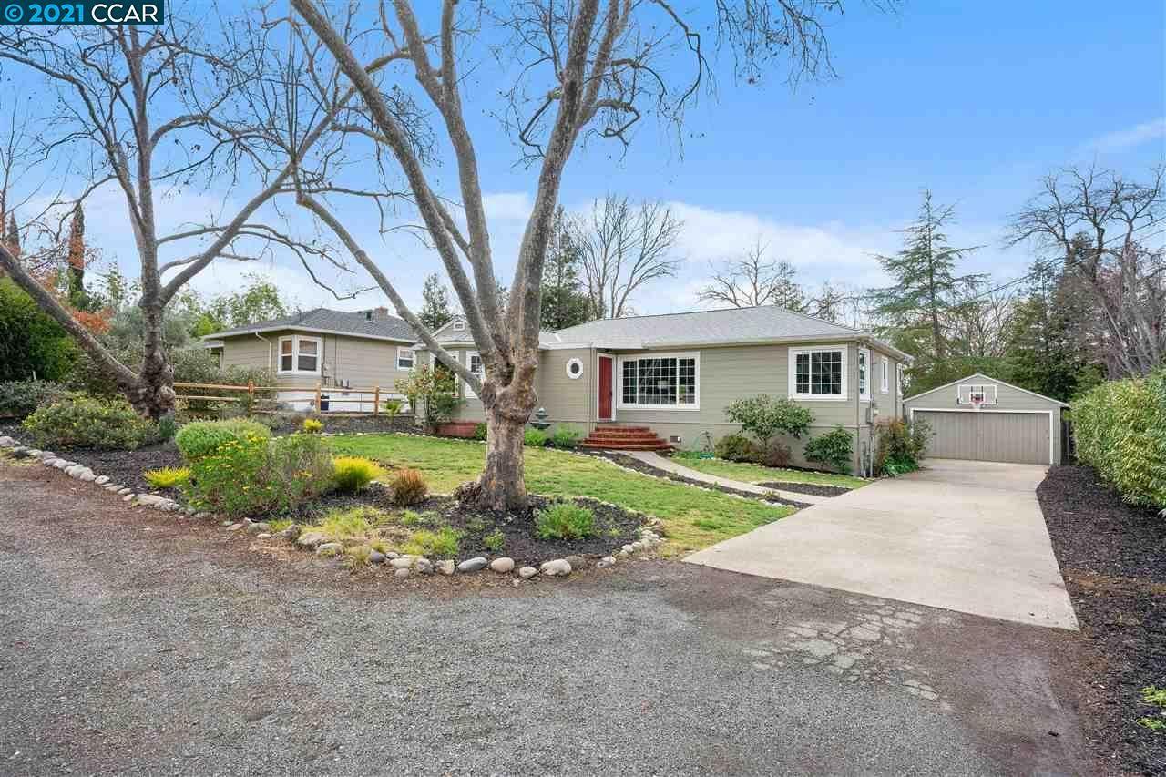Photo for 761 Rosewood Dr, WALNUT CREEK, CA 94596 (MLS # 40938729)