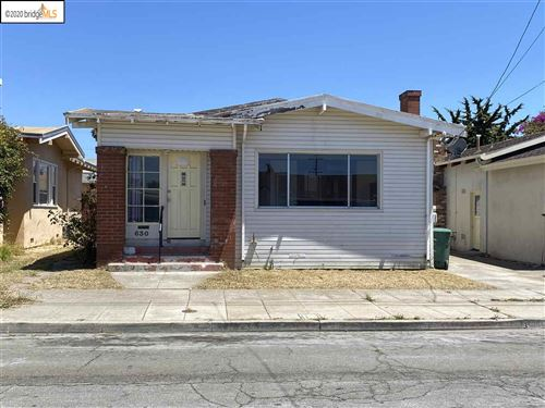 Photo of 630 25Th St, RICHMOND, CA 94804 (MLS # 40911734)