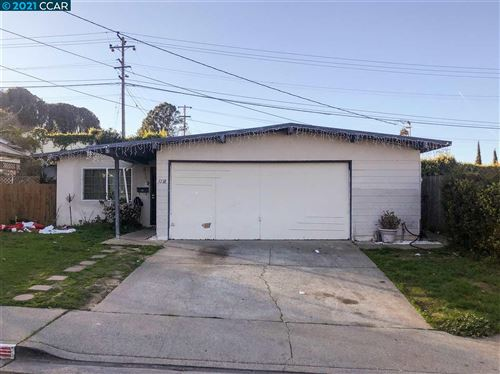 Photo of 1118 Rising Glen Rd, PINOLE, CA 94564 (MLS # 40934735)