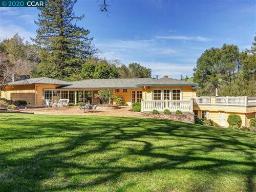 Photo of 3971 Canyon Rd, LAFAYETTE, CA 94549 (MLS # 40895738)