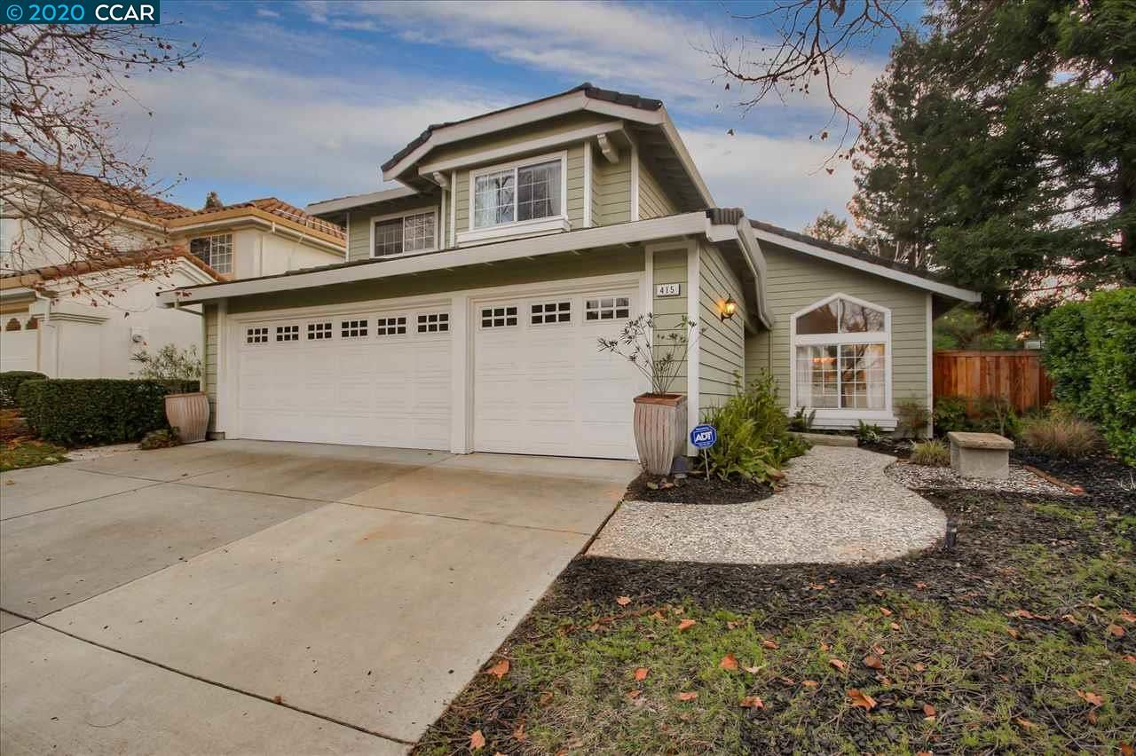 Photo for 415 Skycrest Dr, DANVILLE, CA 94506 (MLS # 40896738)