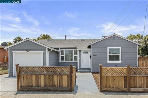 Photo of 3400 Rheem Ave, RICHMOND, CA 94804 (MLS # 40922742)