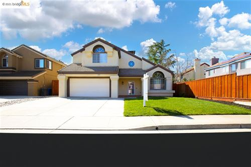 Photo of 1386 Bynum Way, OAKLEY, CA 94561 (MLS # 40939742)