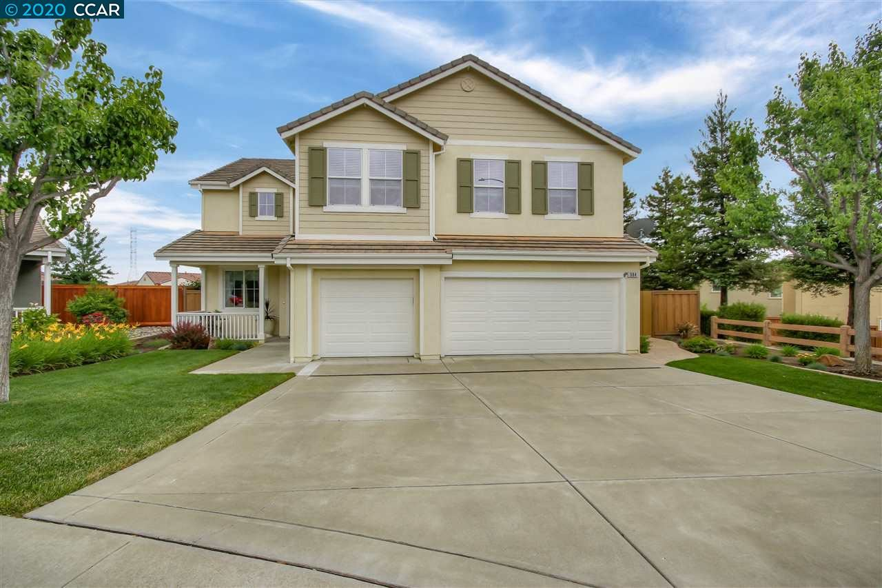 Photo of 384 Wentworth Ct, BRENTWOOD, CA 94513 (MLS # 40904742)