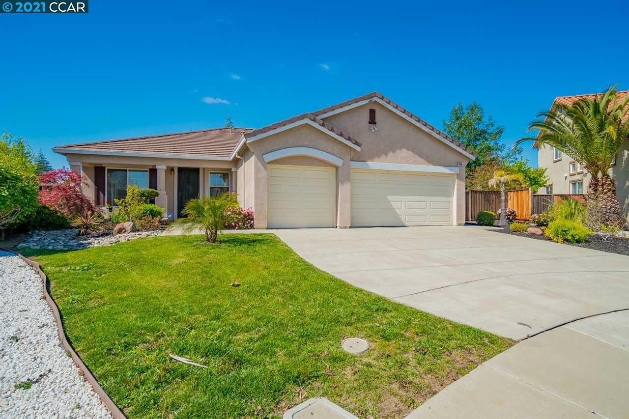 Photo of 5400 Rockrose Way, ANTIOCH, CA 94531 (MLS # 40944744)