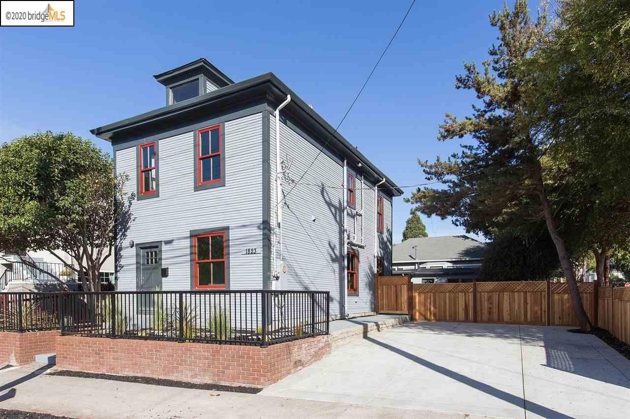 Photo of 1823 Fairview St, BERKELEY, CA 94703 (MLS # 40926745)
