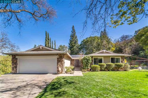 Photo of 2208 Nelda Way, ALAMO, CA 94507 (MLS # 40939753)