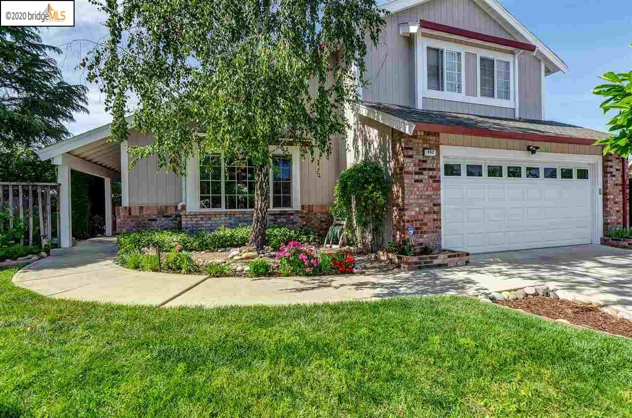 Photo of 462 Larchwood Place, OAKLEY, CA 94561 (MLS # 40903754)