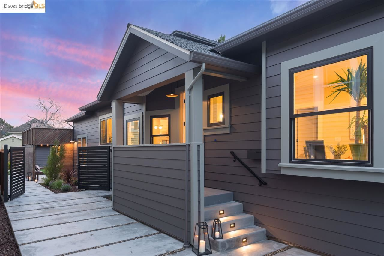 Photo for 871 53Rd St, OAKLAND, CA 94608 (MLS # 40938757)