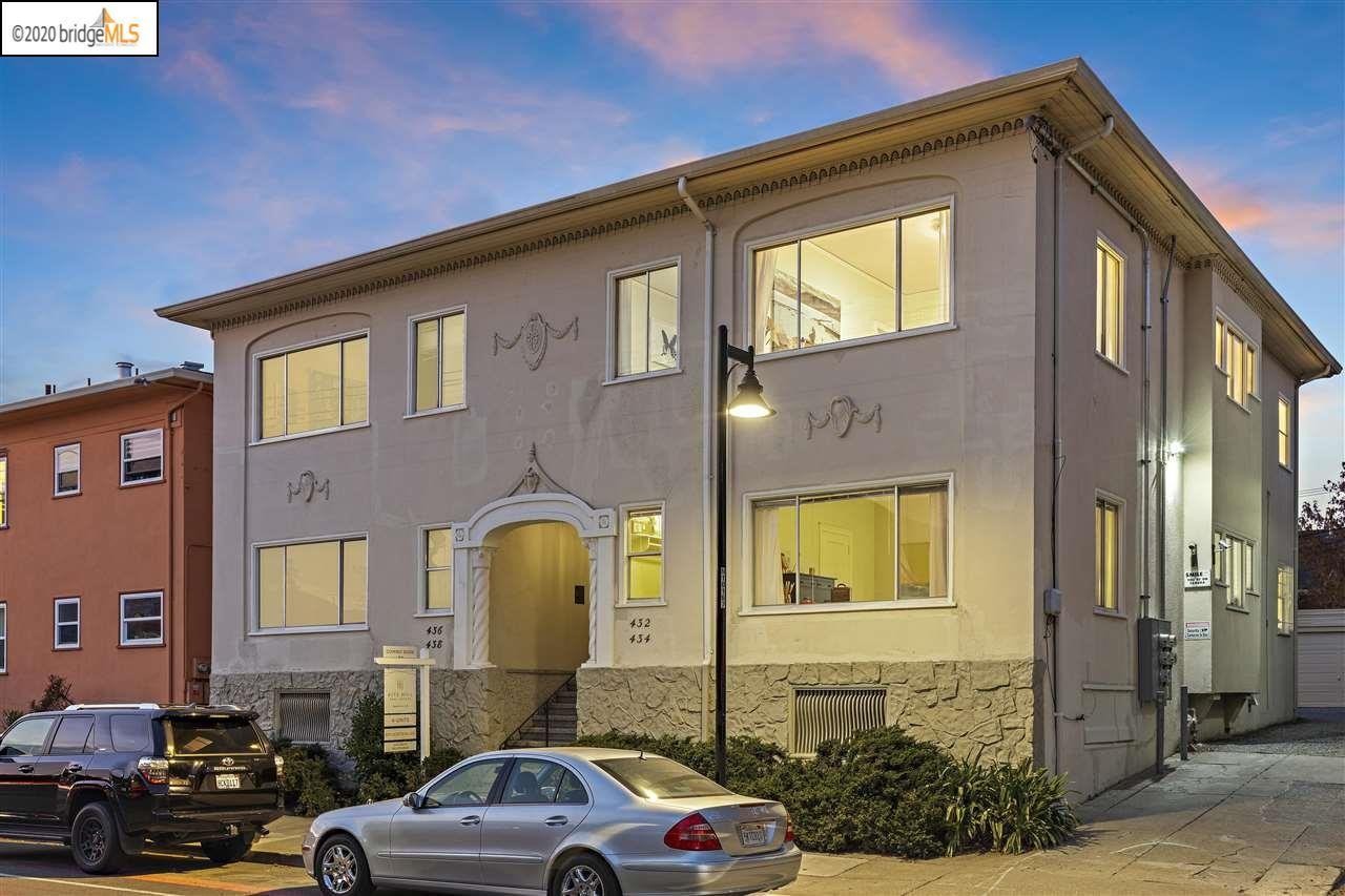 Photo of 434 40th Street, OAKLAND, CA 94609 (MLS # 40924758)