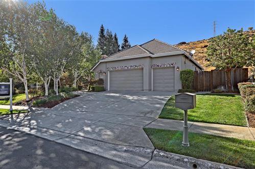 Photo of 659 Llagas Vista Drive, Morgan Hill, CA 95037 (MLS # ML81865761)