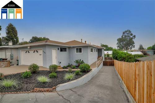 Photo of 599 Andrews Way, EL SOBRANTE, CA 94803 (MLS # 40920766)