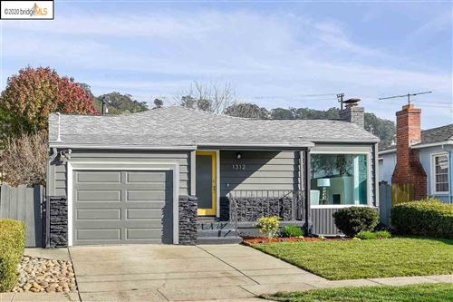 Photo of 1312 Everett St, EL CERRITO, CA 94530 (MLS # 40892773)