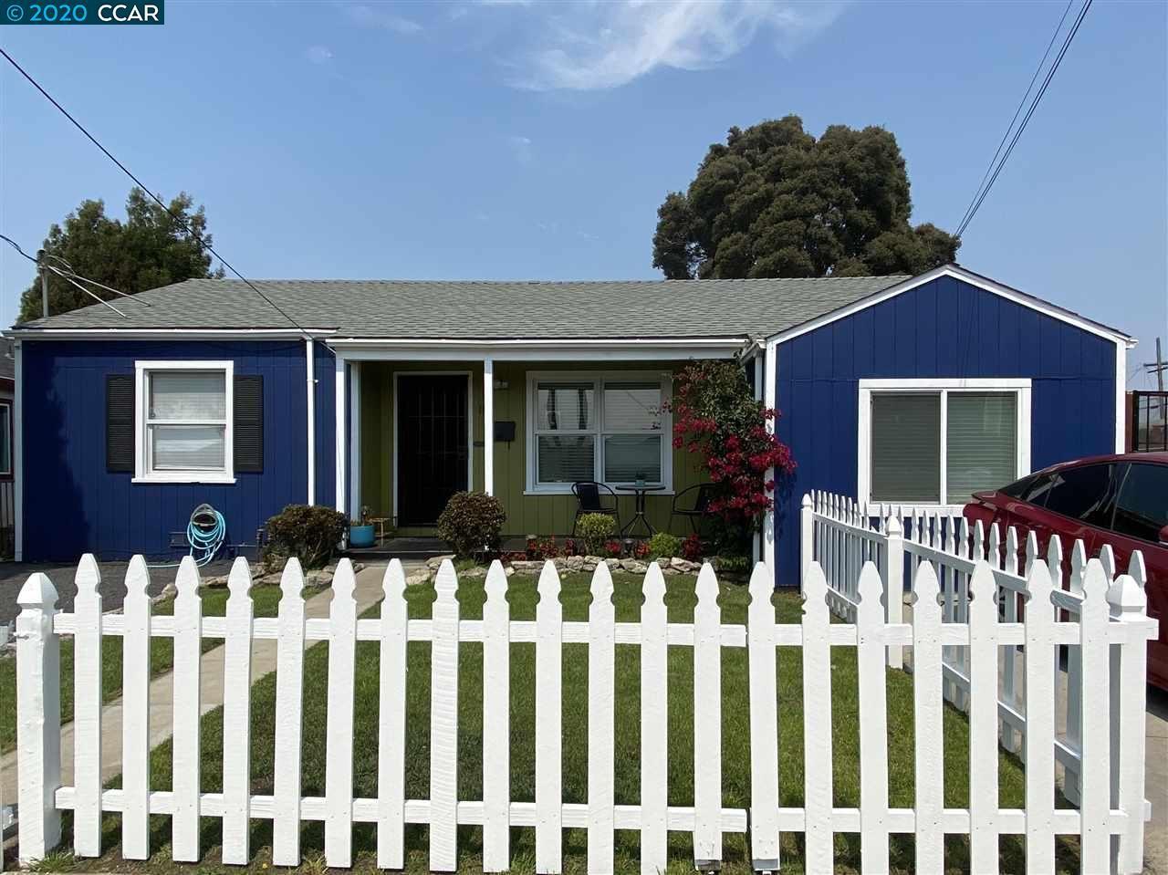 Photo for 1911 Virginia Ave, RICHMOND, CA 94804 (MLS # 40925774)