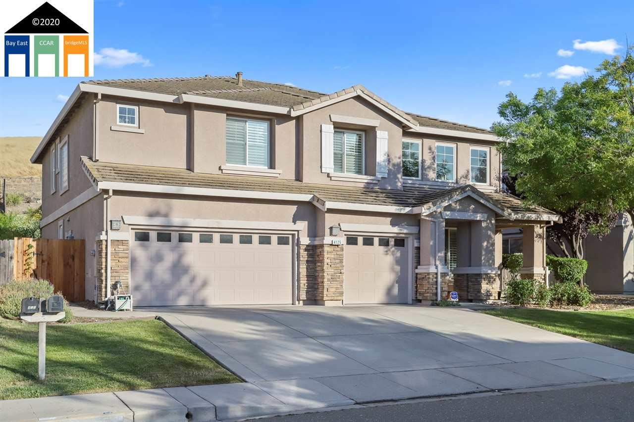 Photo for 4125 Galenez Way, ANTIOCH, CA 94531 (MLS # 40905775)