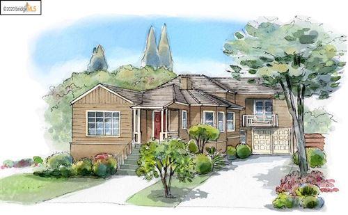 Photo of 4047 Harding Way, OAKLAND, CA 94602 (MLS # 40915787)