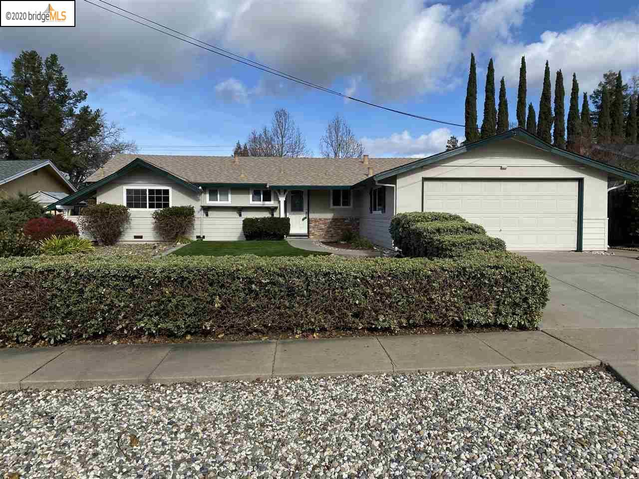 Photo for 5491 Wilke Dr, CONCORD, CA 94521 (MLS # 40892787)
