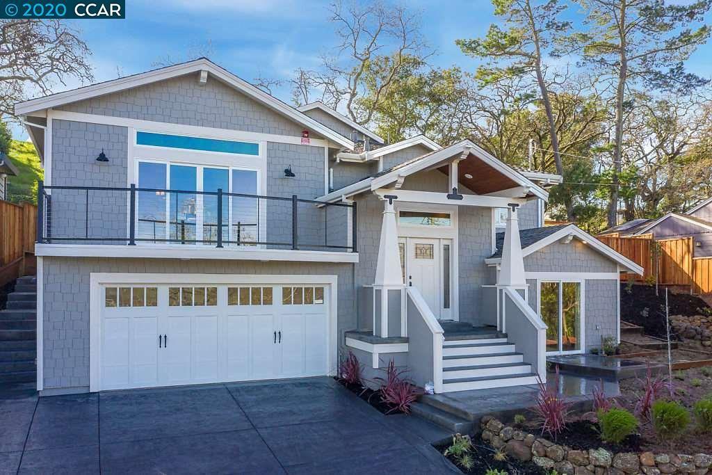 961 Oak View Cir, Lafayette, CA 94549 - #: 40893790