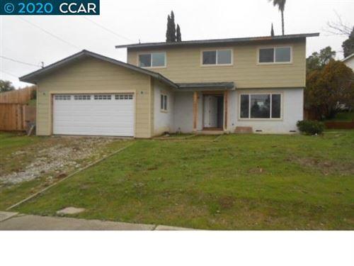 Photo of 31 Morello Heights Dr, MARTINEZ, CA 94553 (MLS # 40913793)