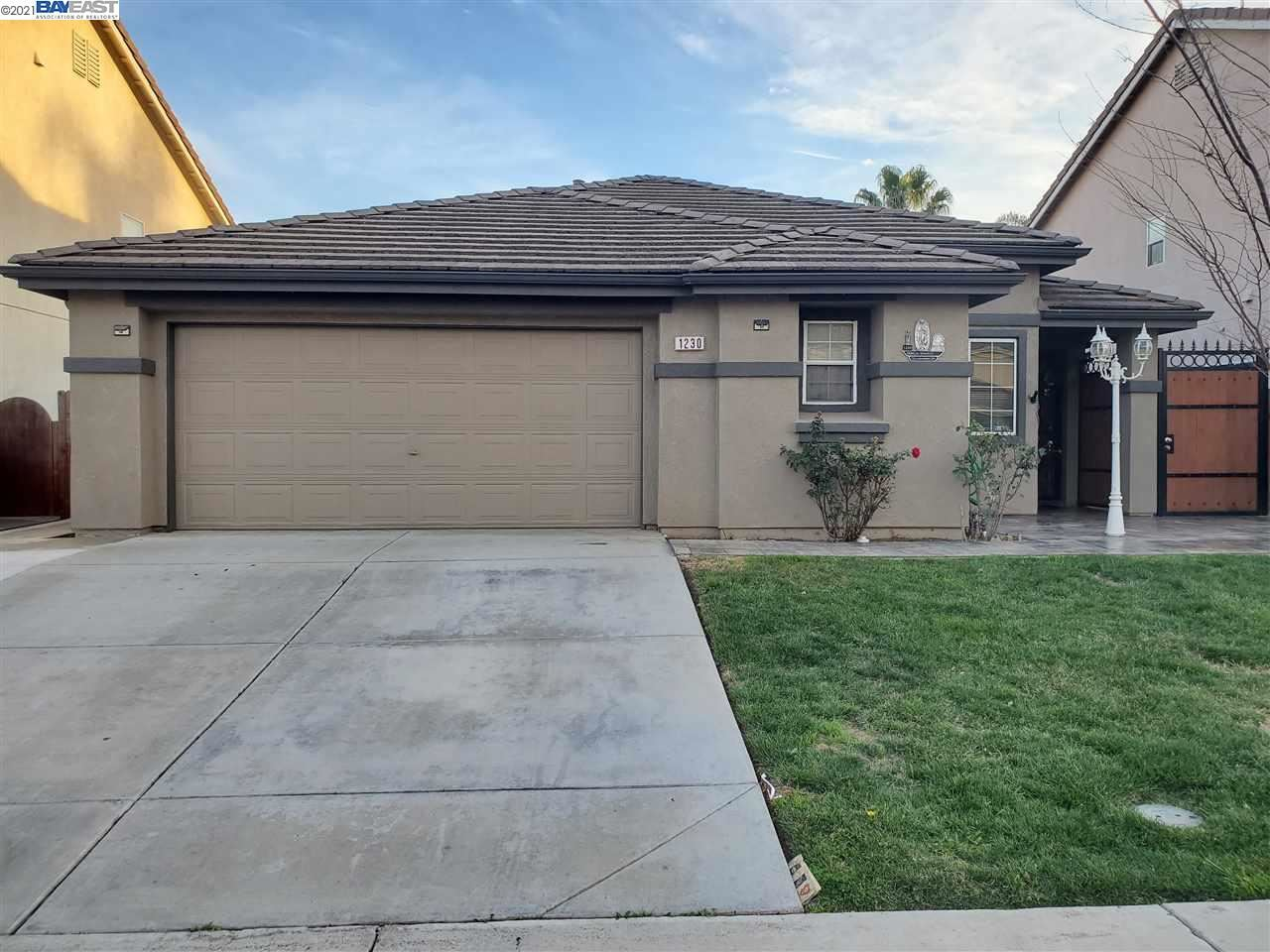 Photo for 1230 Yellowhammer Dr, PATTERSON, CA 95363 (MLS # 40938794)