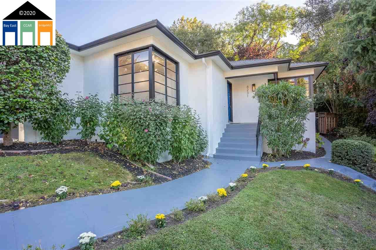 Photo for 6231 Broadway Ter, OAKLAND, CA 94618 (MLS # 40925795)