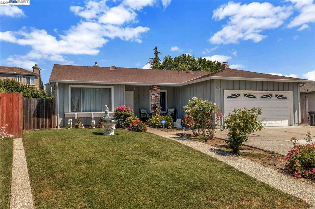 Photo for 6092 Bellhaven Ave, NEWARK, CA 94560 (MLS # 40872799)