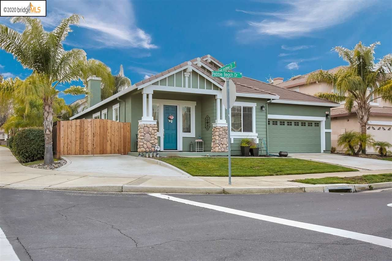 Photo for 299 pebble beach, BRENTWOOD, CA 94513-9999 (MLS # 40892805)