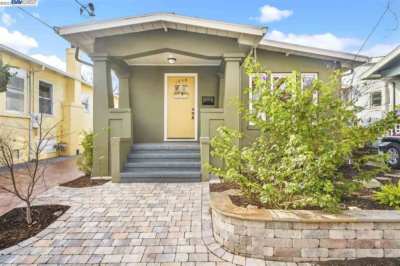 Photo for 1058 Central Ave, ALAMEDA, CA 94501 (MLS # 40938807)