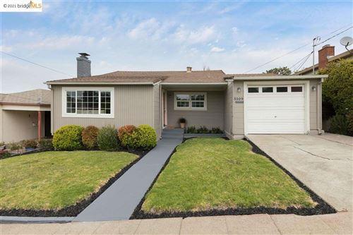 Photo of 5509 Sutter Ave, RICHMOND, CA 94804 (MLS # 40959809)