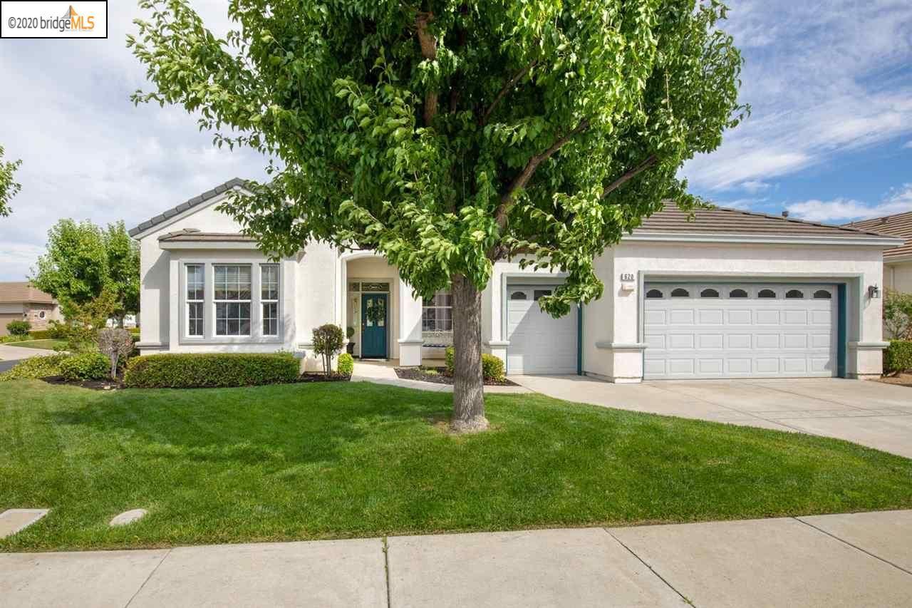 Photo of 620 Baldwin Dr, BRENTWOOD, CA 94513 (MLS # 40906812)