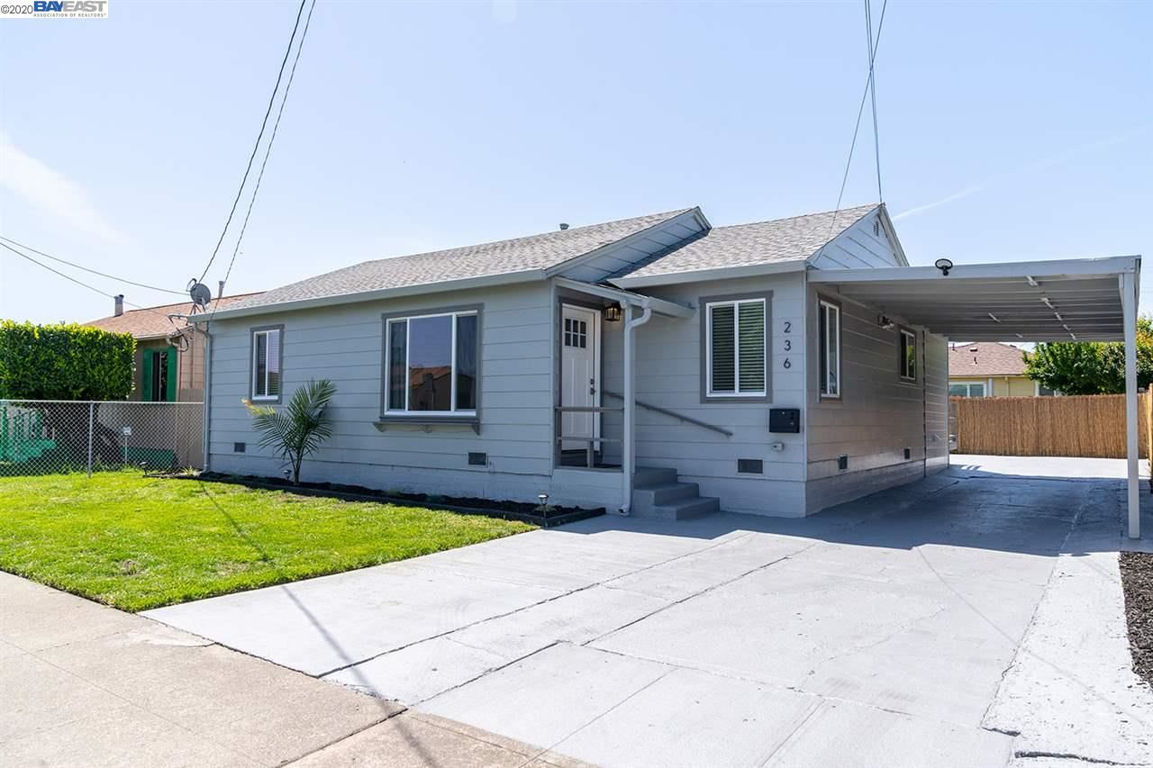 Photo for 236 Sextus Rd, OAKLAND, CA 94603 (MLS # 40905816)