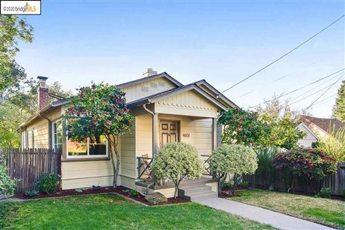 Photo of 4651 Fair Ave, OAKLAND, CA 94619 (MLS # 40896819)