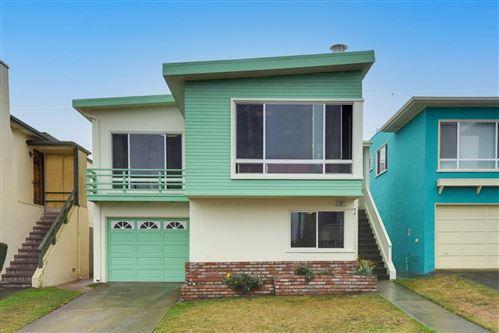 Photo of 27 Crestline Avenue, Daly City, CA 94015 (MLS # ML81866819)