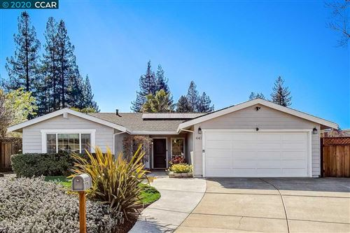 Photo of 441 Kevin Ct, SAN RAMON, CA 94583 (MLS # 40896820)