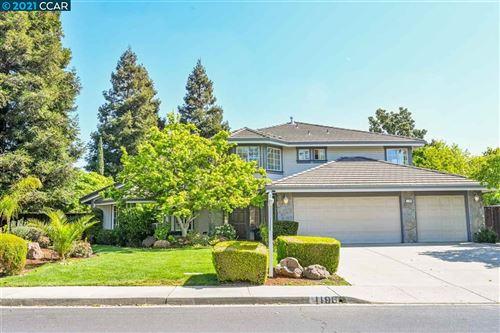 Photo of 1196 Flowerwood Pl, WALNUT CREEK, CA 94598 (MLS # 40944821)